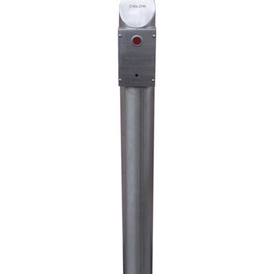 sostel-ciglow_ip65_rated_floor_mounted_flameless_lighter_bollard