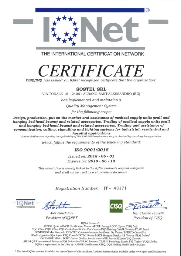 IQNET ISO 9001_2015