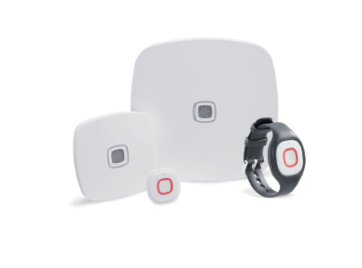 Chiamata infermiera wireless - AQURA Care Platform