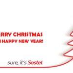 Buon Natale e Felice Anno Nuovo da Sostel