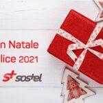 Buon Natale e Felice 2021 da Sostel